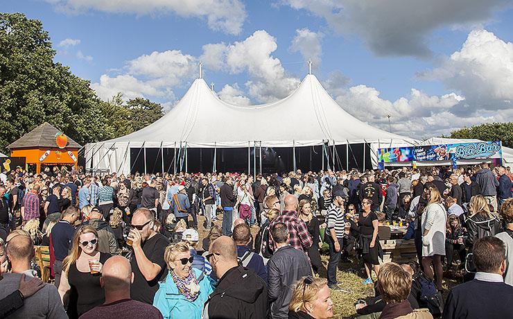 Fedeste festival til dato