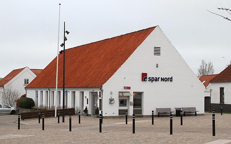Spar Nord lukker afdeling i Nibe