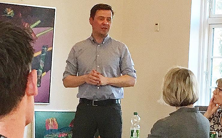 Borgmesteren besøgte St. Restrup