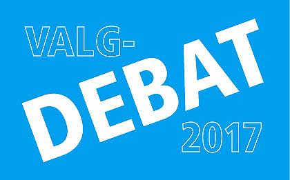 Valg og debat op til kommunevalget