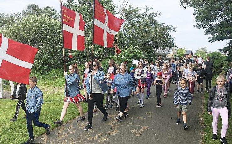 Sønderholm byfest – en stor oplevelse