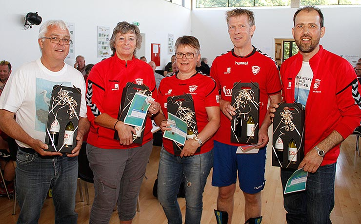 100 år med sport i Vegger