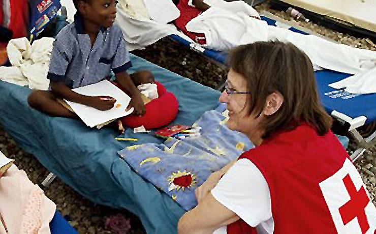 66.356 kr. indsamlet fraNibeområdet til Røde Kors