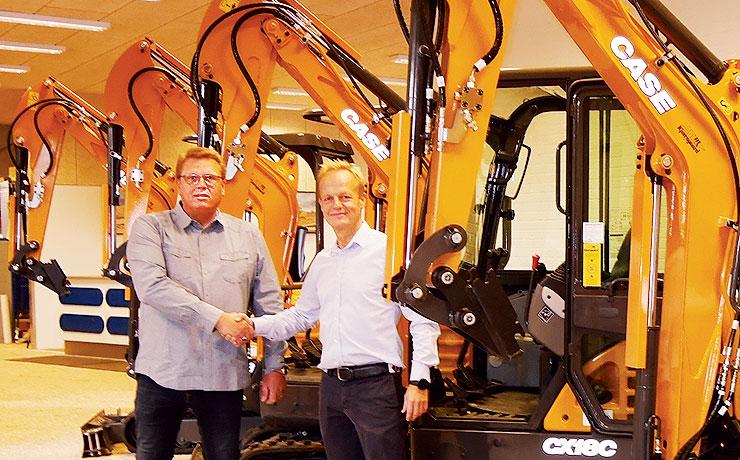 Frejlev-firma leverer nye maskiner