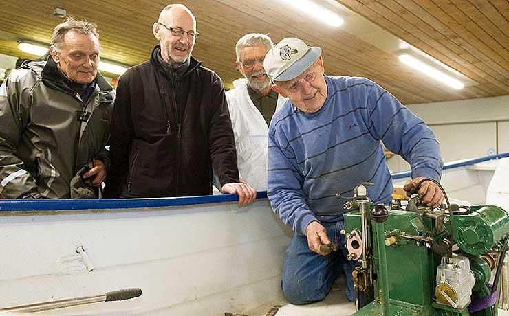 Nibe Bådelaug – retter blikket mod nyt klubhus og overvågning af havn