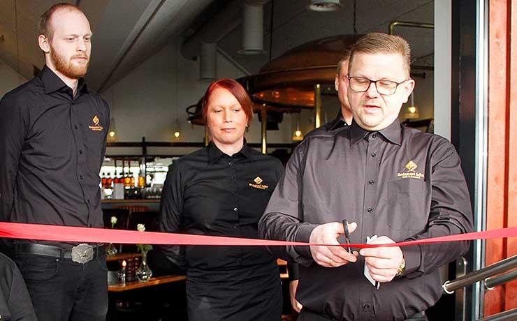 Ny restaurant i Nibe åbnede med vind i sejlet!