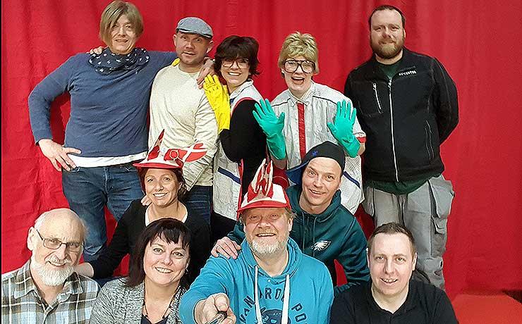 Sønderholm klar med årets lokalrevy