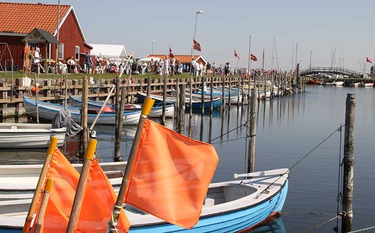 Oplevelser til lands og tilvands ved Havnens Dag