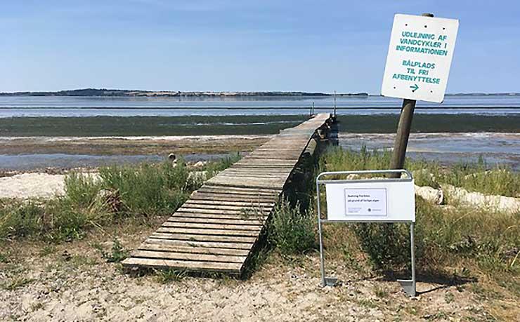 Giftige alger konstateret flere steder omkring Nibe