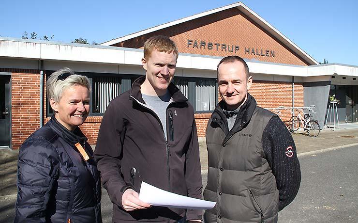 Farstrup Hallen – en vigtig institution i lokalsamfundet