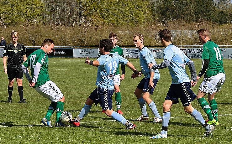 Nibe snublede til teknisk velfunderet Aalborg-hold