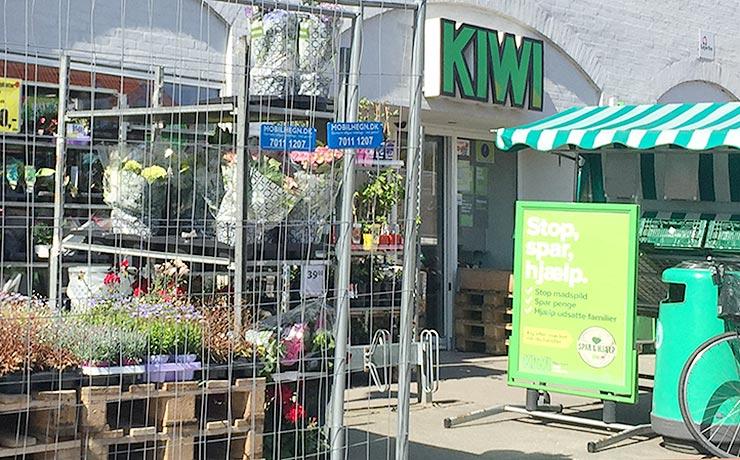 Discountkæden KIWI lukker alle sine forretninger i Danmark