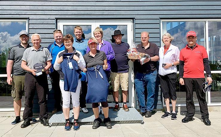 Golfspilleredystede igen iSpar Nord Open