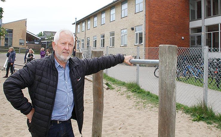 DEBAT: Hans Thorup–Nibe Skole erstærkt udfordret på plads