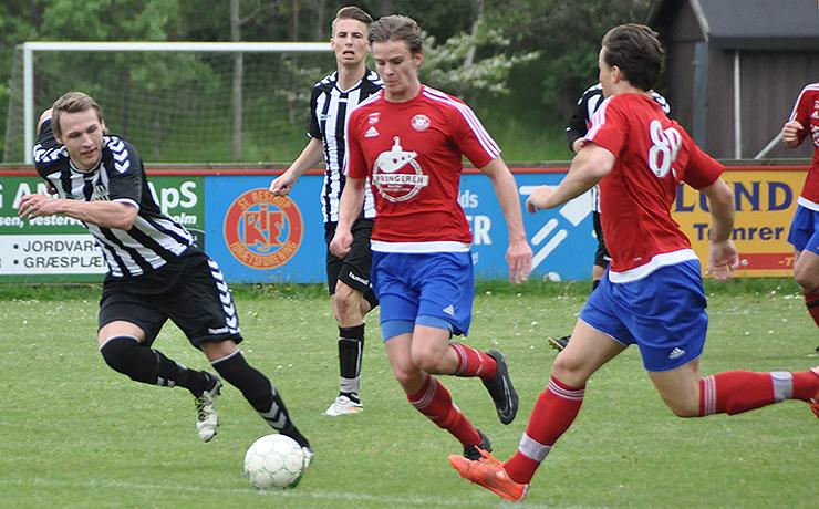 RIF vandt stort over Aalborg Chang