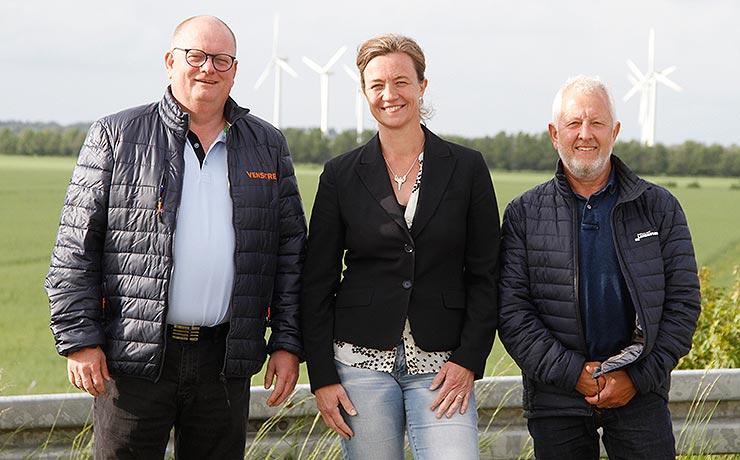 Venstres lokale byråds-trekløvergenopstiller til Aalborg Byråd