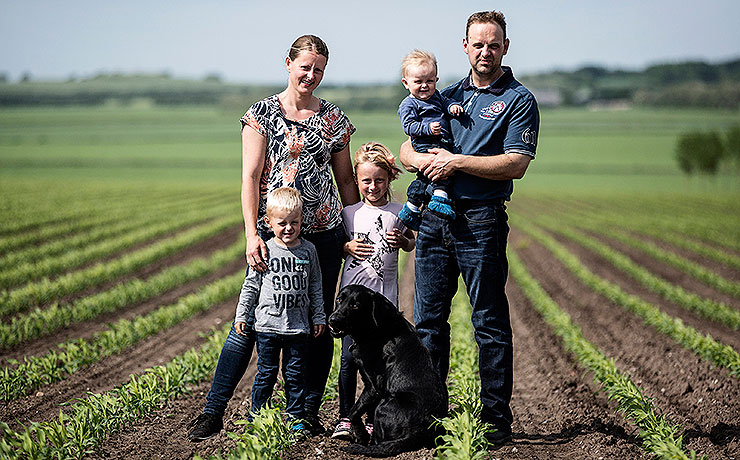 Se landbruget med egne øjne