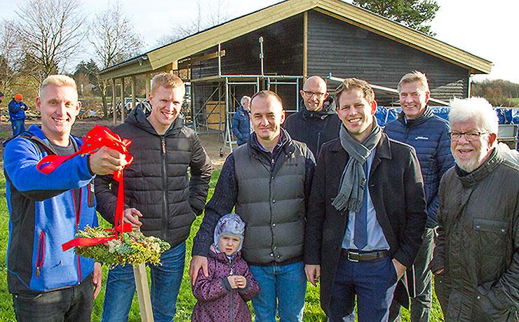 Adventskransen reddede rejsegildet i Farstrup