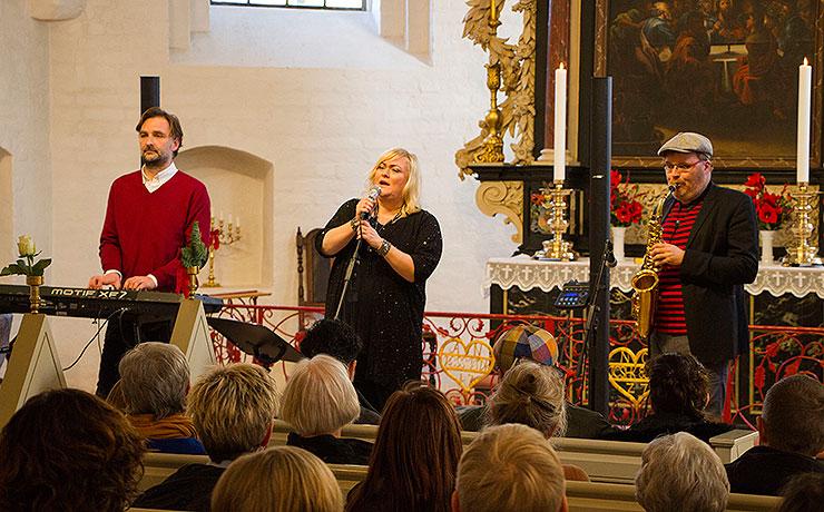 Musikalsk oplevelse ved årets Julekoncert