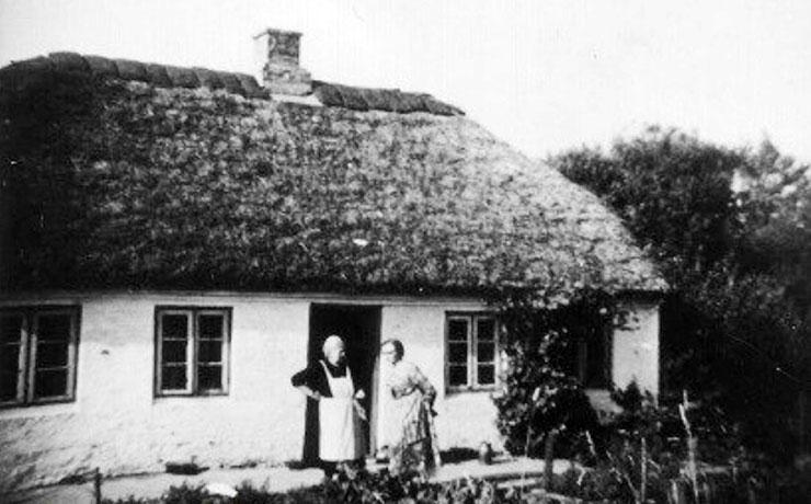 Bjergposten samler lokalhistorien for tre sogne: Frejlev, Nørholm og Sønderholm