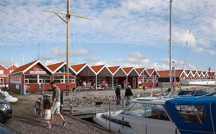 Nibe Sejlklub vil styrke havnemiljøet