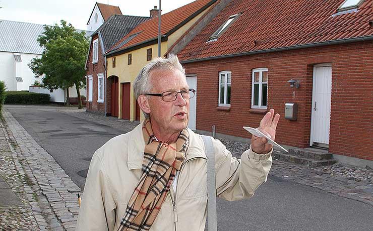 Turistforening vil satse mere påde lokale erhvervsdrivende
