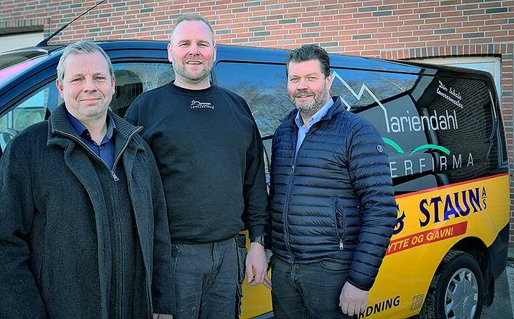 Tømrerfirmaet Mariendahl bliver en del af Lund & Staun