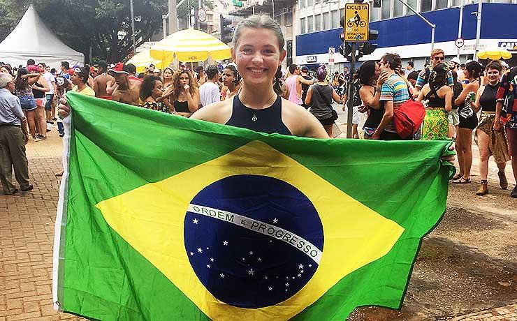 Brasilien giver masser af oplevelser!