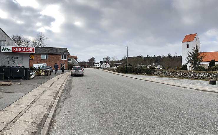 Farstrup – aktiv landsby mod vest!