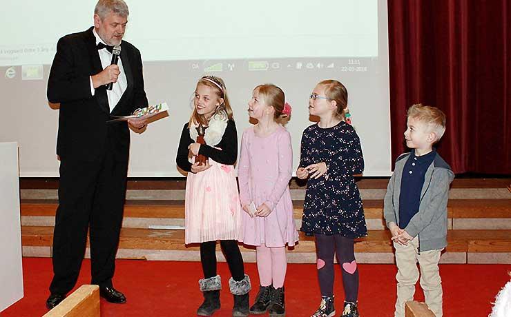 Nørholm-elever vinder filmpris