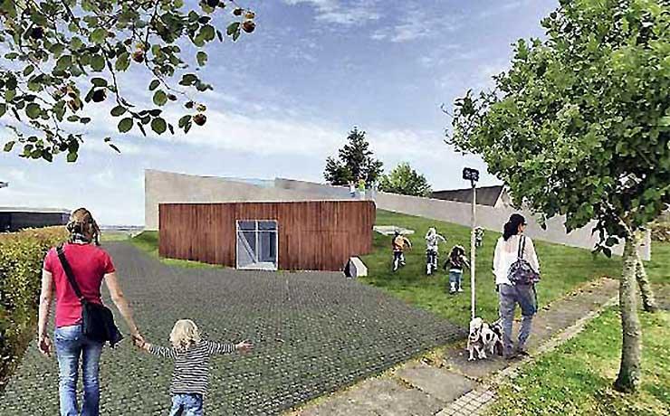 Frejlev vandværk bygger nyt vandværk og boring for at sikre fremtiden