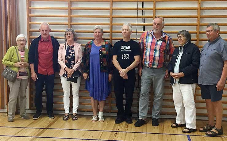 Gensyn: Elever fra Bislev Skole mødtes efter 50 år
