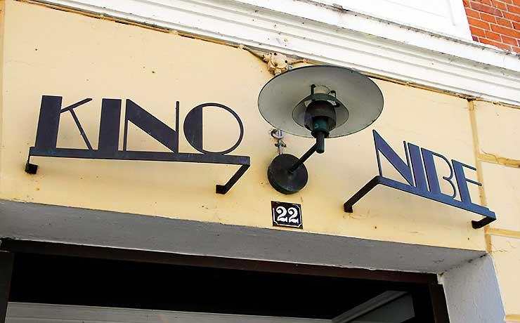 Kino Nibe renoverer sal og café for 750.000 kr.