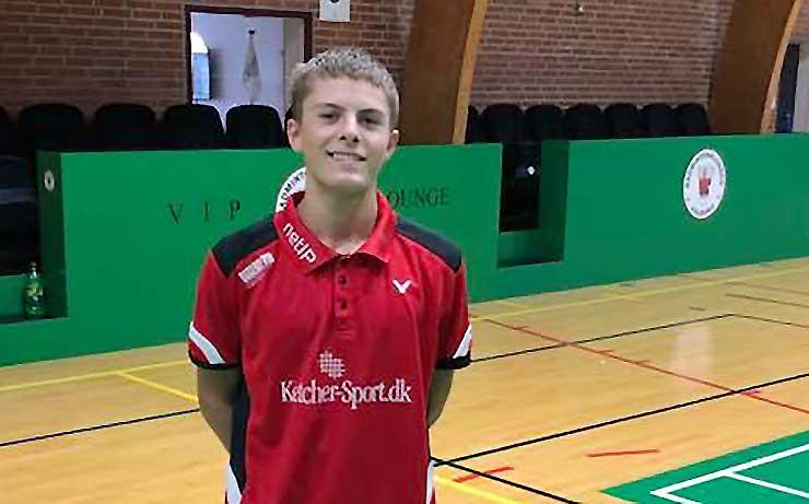 Mads fra Vokslev udtaget til EM med U19 landsholdet