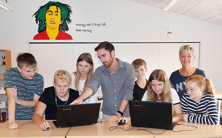 Vokslev Friskole sætter E-Sport på skoleskemaet