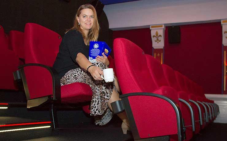 Nye og friske omgivelser i Kino Nibe efter en varm sommer i mørket