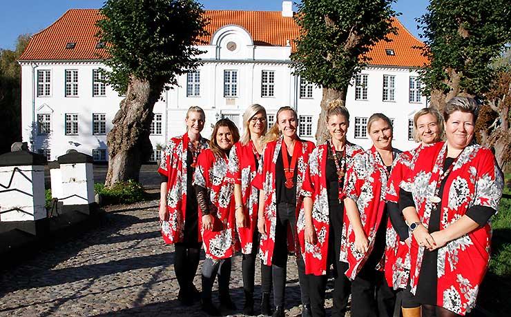 Lokale LC'ere trækker 150 kvinder til Lundbæk
