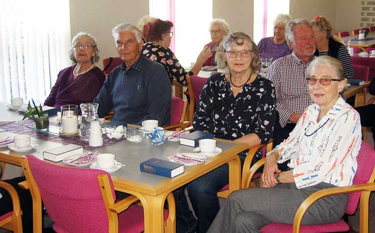 Seniorer i Sønderholm - Frejlev hørte om livserfaring!