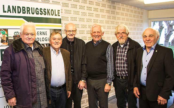 Stort fremmøde, da Nordjyllands Landbrugsskole rundede 70 år