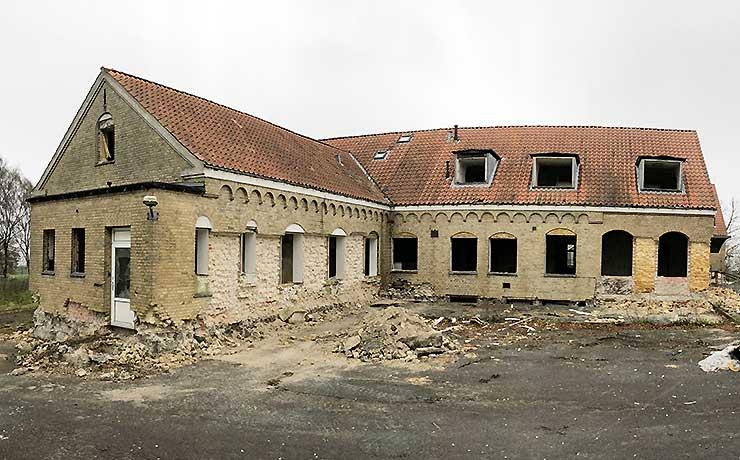 Tidligere sygehusgrund i Nibe – nu med udsigt over byen!