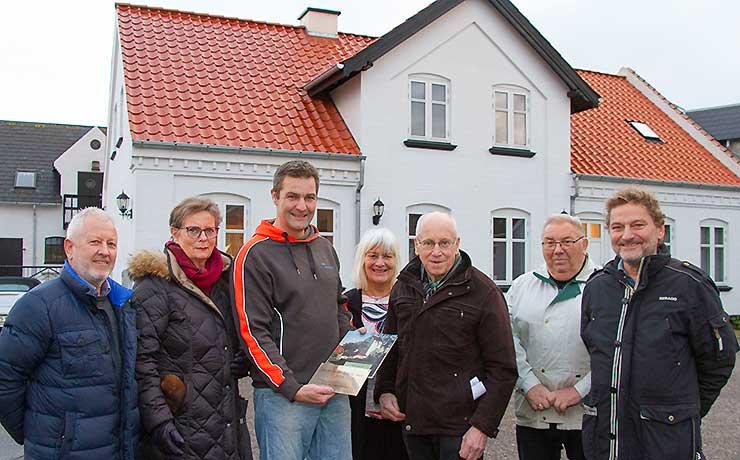 Kendt forretnings ejendom valgt til Årets Hus