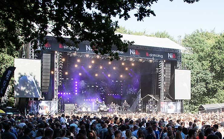 Nibe Festival giver tilbage