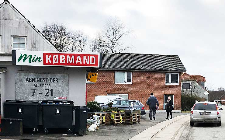Min Købmand Farstrup har kurs mod ny butik