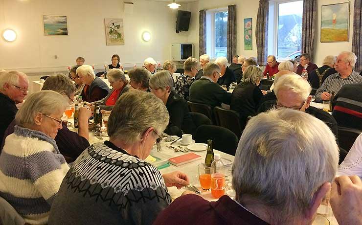Stor tilslutning til møde i Restrup Enge