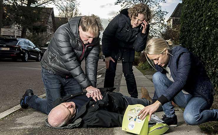 Gæve nordjyder er indstillettil Årets Hjerteredder 2019