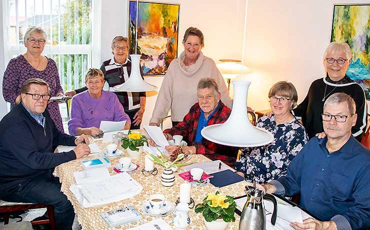 Ældre Sagen i Nibe fejrer 25 år