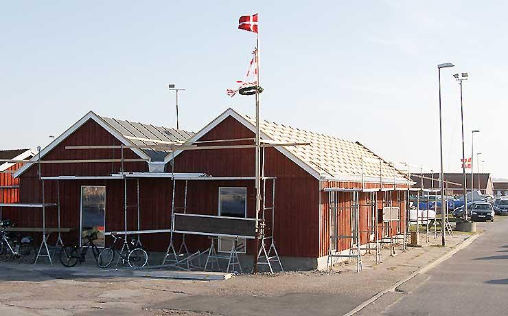 Fælles velfærds-havnehus på vej i Nibe