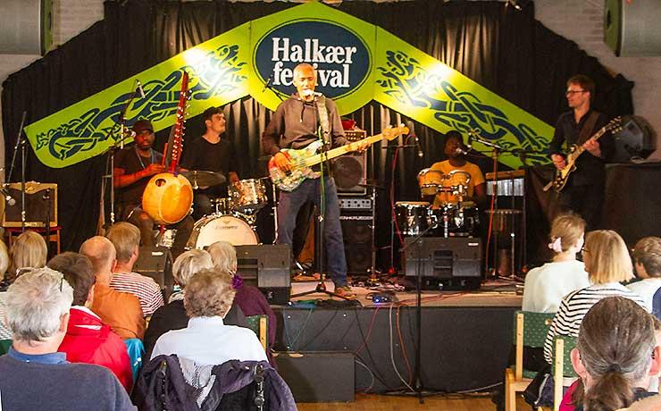Årets Halkær Festival i topklasse
