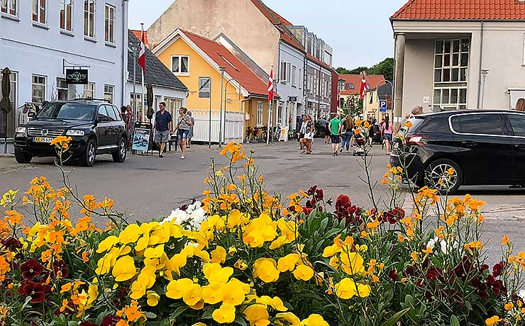 Festlig Fredag i Nibe er også hygge og handel!