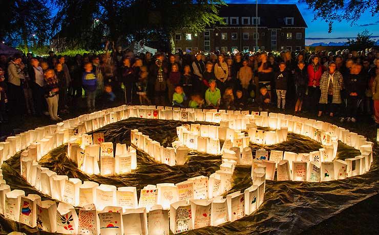 Lys til minde – lys til håb